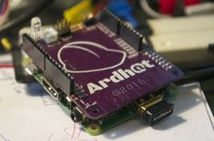 Arduino (and battery) Pi HAT