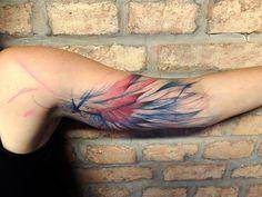 Jan Mráz, tattoo artist Prague, Czech Republic Bobek Tattoo