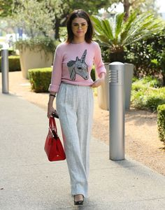 cool 72 Times Selena Gomez's Outfits Were On Point