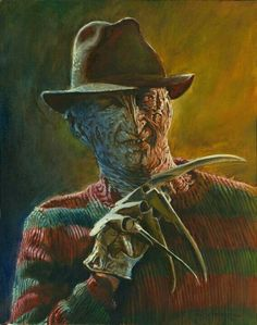 ~ † Freddy  A Nightmare On Elm Street .~