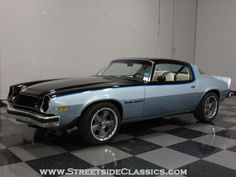 Used Classic Car For Sale in Charlotte, North Carolina: 1976 Chevy Camaro RS - Classics.VehicleNetwork.net Classified Ads