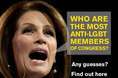 Human Rights Campaign: Oct. 8, 2014 - 19 members of Congress inducted into Human Rights Campaign's Hall of Shame