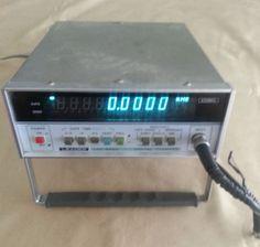 LEADER-LDC-824S-DIGITAL-COUNTER-520MHZ-working