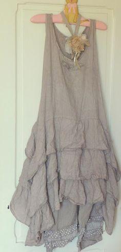 MY SHABBY FRENCH LIFE : my shabby dress