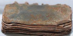 ILLUMINATI - A ELITE MALDITA: 70 livros de metal encontrados na Jordânia podem mudar a história bíblica - (Mais uma artimanha satânica para ...