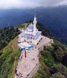 Beautiful Masjid In Turkey