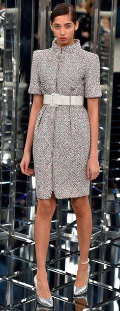 Chanel Alta- Costura Paris Verão 2017