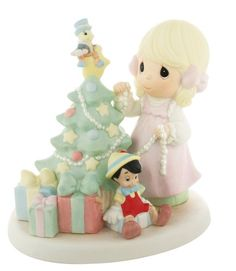 Precious Moments Disney Collection When You Wish Upon A Star Figurine -- Check out the image by visiting the link.  This link participates in Amazon Service LLC Associates Program, a program designed to let participant earn advertising fees by advertising and linking to Amazon.com.