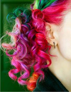 Lovely hair<3