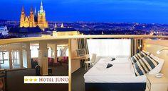 Užite si Prahu v rámci pobytu v Hoteli Juno na skok do historického centra. Platnosť až do augusta 2017! Loft, Bed, Furniture, Home Decor, Decoration Home, Stream Bed, Room Decor, Lofts, Home Furnishings