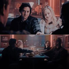 [2x14]   The core four  this was so perfect  ~   who is your favorite member of the core four?  ~  #riverdale