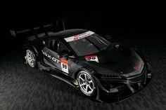 【SUPER GT】 ホンダ、2017年型GT500マシン『NSX-GT』を正式発表  [F1 / Formula 1]