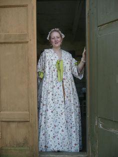 morningrobe/ robe battante by ~LadyCafElfenlake on deviantART