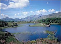 Killarney Nemzeti Park (írül: Páirc Náisiúnta Chill Airne), Írország első nemzeti parkja volt. 1932-ben alapították.