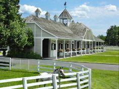 Horse farm in Greenwich CT