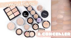 Camouflage & Concealer Cream Mega Swatch 'Light' » Magimania - Beauty Blog http://www.magi-mania.de/camouflage-concealer-cream-mega-swatch-light/