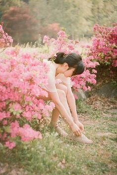 A garden Romance