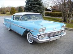 Impala Sport Coupe 1958