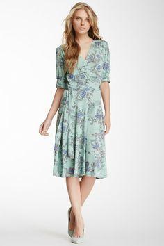 Nouveau Wrap Dress by Leota on @HauteLook