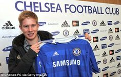 Kevin De Bruyne to Chelsea in £9m