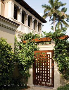 Entry Gate, Delray Beach, FL | Marc-Michaels Inc.