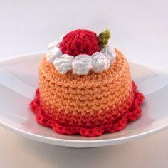 Sunset Cake by Bibuki on Etsy, $22.00