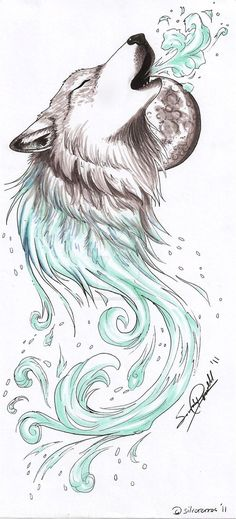 Howling Winds by silvererros
