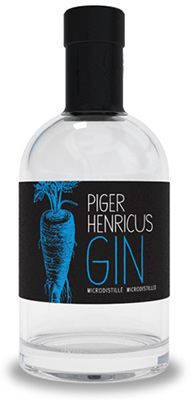 Gin Piger Henricus, Parsnip as a botanical?! I really want to try this.