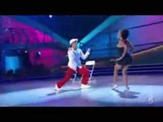Sabra et Dominic break dance - Make it work (Ne-Yo)
