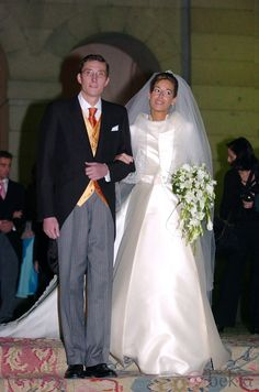 Fernando Gomez-Acebo marries Monica Martin Luque