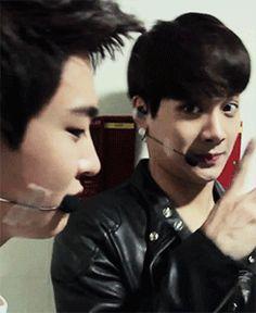 Jackson and JB