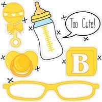 Yellow baby showers, Baby shower photos and Baby showers on Pinterest
