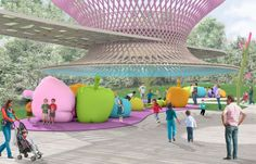 View the full picture gallery of Children Park EXPO 2015 Milano Expo Milano 2015, Expo 2015, Hello Friday, Happy Kids, Happy Family, Milan Italy, Travel With Kids, Discovery, Things To Do