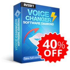 AV Voice Changer 40% Discount Coupon