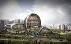 Form4 Architecture Wins WAN Civic Buildings Future Schemes Award for Cultural Center in  #architecture ☮k☮