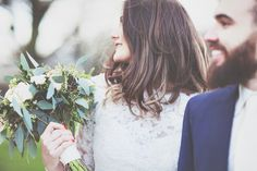 A fun London pub winter wedding with touches of gold. Photography by 'On Love And Photography'.