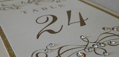 Little Black Dress Paperie: Day of Wedding Invitations