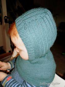 SALLINGS SYSLER: Elefanthue Baby Knitting, Knitted Hats, Knit Crochet, Winter Hats, Crochet Patterns, Stitch, Children, Bebe, Threading