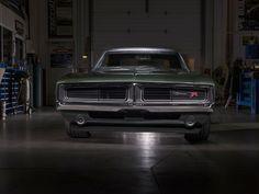 El Dodge Charger Defector de Ringbrothers es un muscle car clásico con alma del Siglo XXI. Foto 10 de 24.