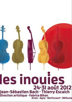 Festival les Inouïes | Musique en Roue Libre