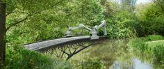 3D Printing a steel bridge in Amsterdam