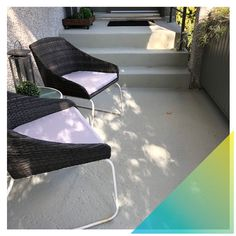 When Emilie Cerretti gave her front porch some love, she started with fundamentals - the porch itself! In just one weekend, she transformed the worn-out concrete porch with Restore 20X. Didn't have plans for this weekend? Well, you do now! 😎 #DoItOutsideDIY #FrontStepItUp  . #RustoleumCAN #DIY #DIYer #DIYProject #FrontPorch #FrontPorchDecor #FrontPorchProject #Porch #PorchDecor Concrete Porch, Sailing Outfit, Best Budget, Porch Decorating, Restore, Front Porch, Teak, Outdoor Living, Restoration