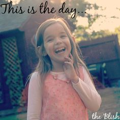 This is the day... {11/2012} My thoughts and prayers from the morning my oldest daughter underwent a major surgery, one year ago today.