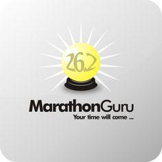 Logo Design for Marathon Guru by EricCLindstrom