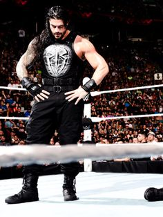 Roman Reigns, a man who always delivers in the Ring. Wwe Superstar Roman Reigns, Wwe Roman Reigns, Roman Reigns Dean Ambrose, Roman Regins, The Shield Wwe, Watch Wrestling, My Superman, Batman, Wrestling Superstars