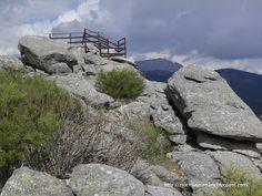 Mochila y Camara: Ruta de los miradores en Cercedilla (Madrid)