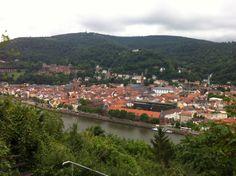 Philosophenweg, Heidelberg