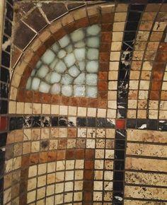 In the corner. #tile #tileaddiction #ihavethisthingwithtiles #bathroomfloor by saintnorn