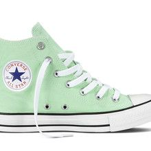Chuck Taylor All Star Seasonal Hi Peppermint