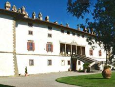 VILLA MEDICEA LA FERDINANDA - 4 star hotel for meetings in Tuscany, Italy – More info at www.italiaconvention.com